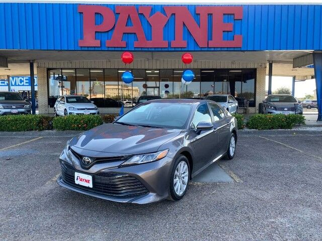 2019 Toyota Camry LE Brownsville TX