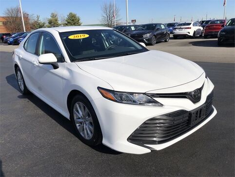 2019_Toyota_Camry_LE_ Evansville IN
