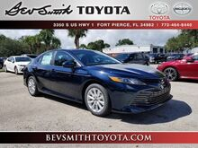 2019_Toyota_Camry_LE_ Fort Pierce FL
