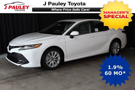 2019_Toyota_Camry_LE_ Fort Smith AR