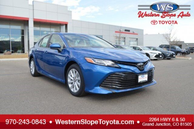2019 Toyota Camry LE Grand Junction CO