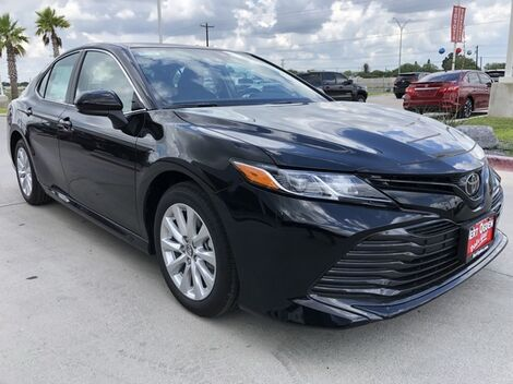 2019_Toyota_Camry_LE_ Harlingen TX