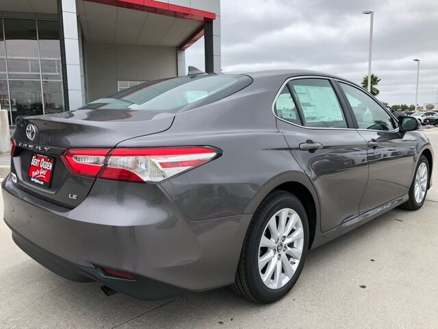 2019 Toyota Camry LE Harlingen TX