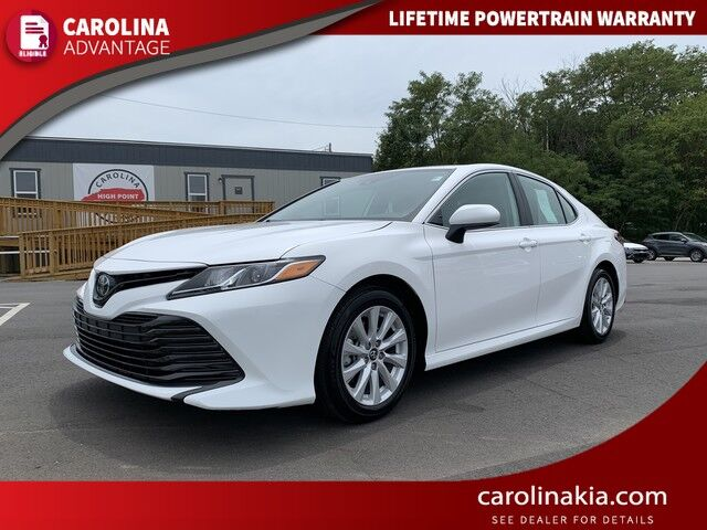 2019 Toyota Camry LE High Point NC