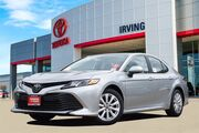 2019 Toyota Camry LE Video
