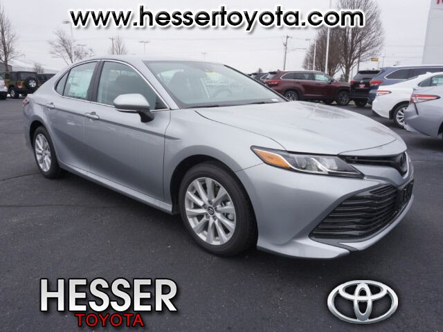 2019 Toyota Camry LE Janesville WI