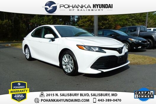 2019_Toyota_Camry_LE **ONE OWNER**_ Salisbury MD