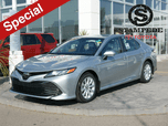 2019 Toyota Camry LE Package