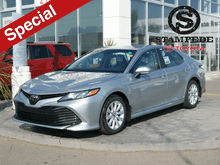 2019_Toyota_Camry_LE Package_ Calgary AB