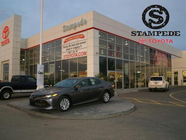 2019 Toyota Camry LE Package Calgary AB