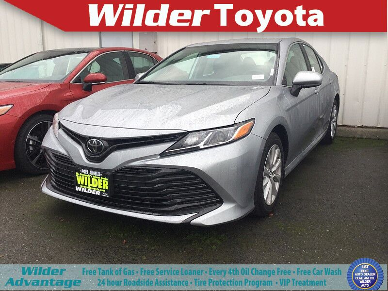 2019 Toyota Camry LE Port Angeles WA