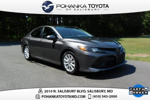 2019_Toyota_Camry_LE_ Salisbury MD