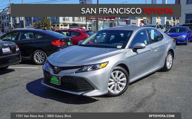 2019 Toyota Camry LE San Francisco CA