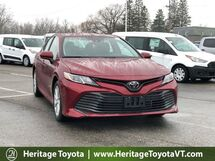 2019 Toyota Camry LE South Burlington VT