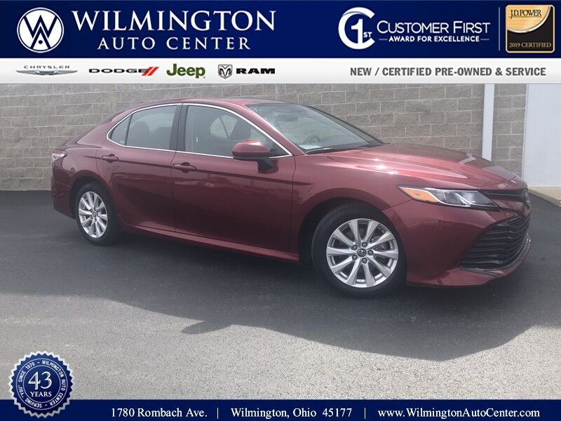 2019 Toyota Camry LE Wilmington OH