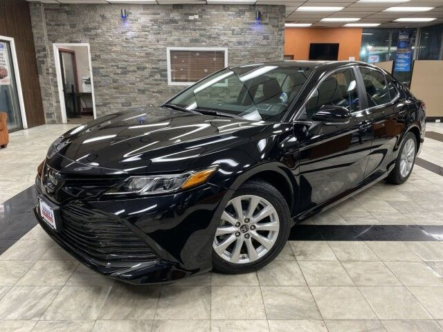 2019 Toyota Camry LE Worcester MA
