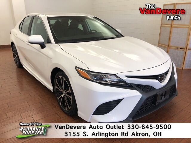 2019 Toyota Camry SE Akron OH