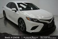 Toyota Camry SE BACK-UP CAMERA,18IN WHLS,SPOILER 2019