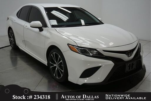 2019_Toyota_Camry_SE BACK-UP CAMERA,18IN WHLS,SPOILER_ Plano TX