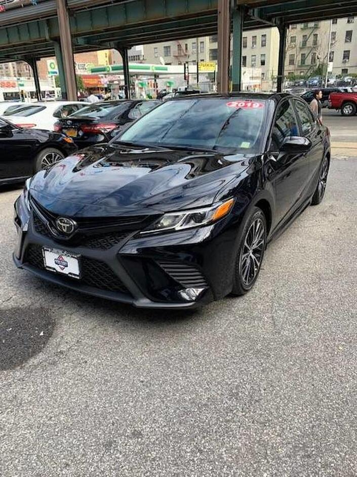 2019 Toyota Camry SE New York City NY