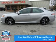 2019_Toyota_Camry_SE_ Brownsville TN