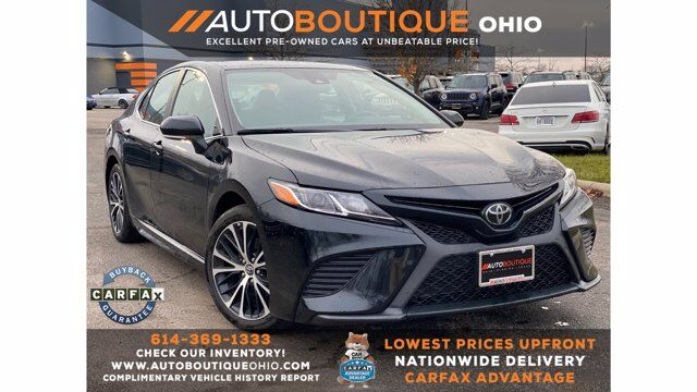 2019 Toyota Camry SE Columbus OH