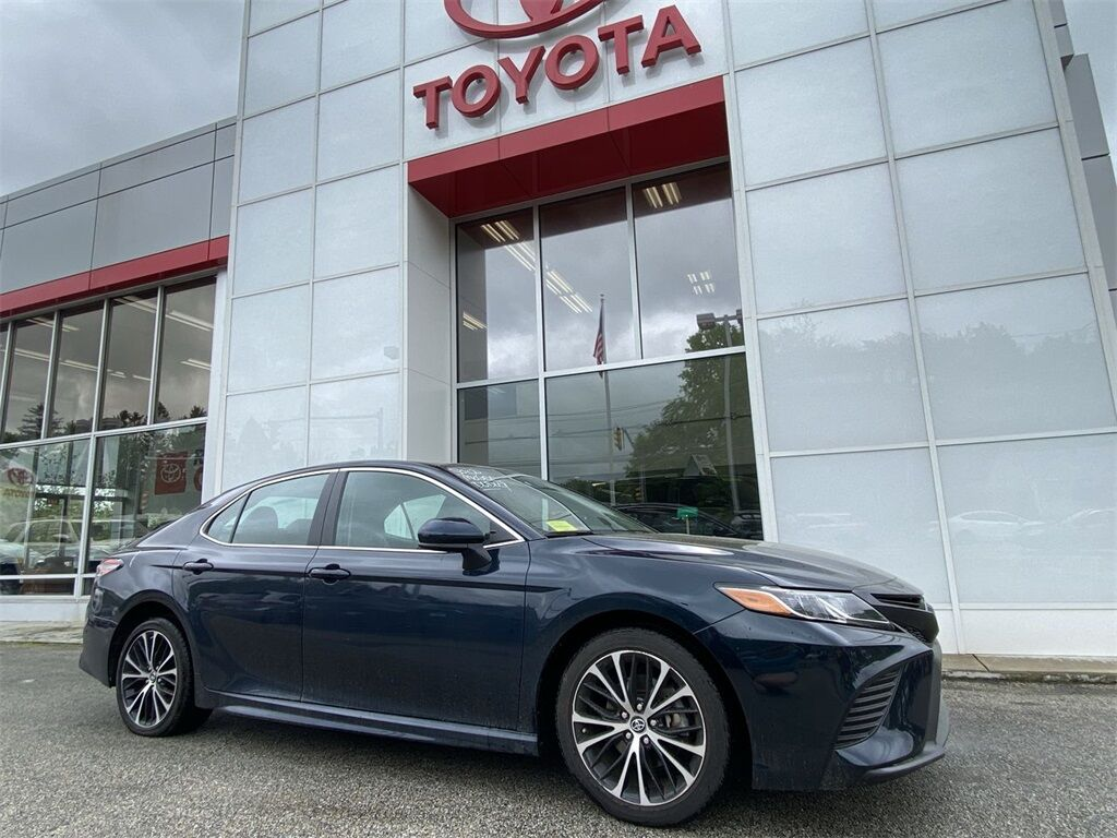 2019 Toyota Camry SE Dudley MA