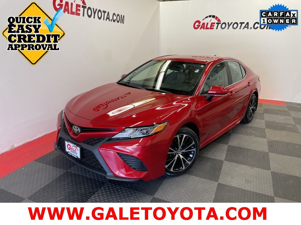 2019 Toyota Camry SE Enfield CT