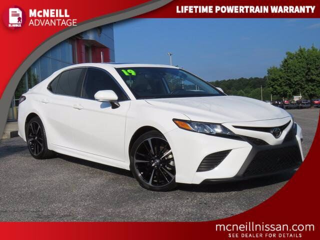 2019 Toyota Camry SE High Point NC