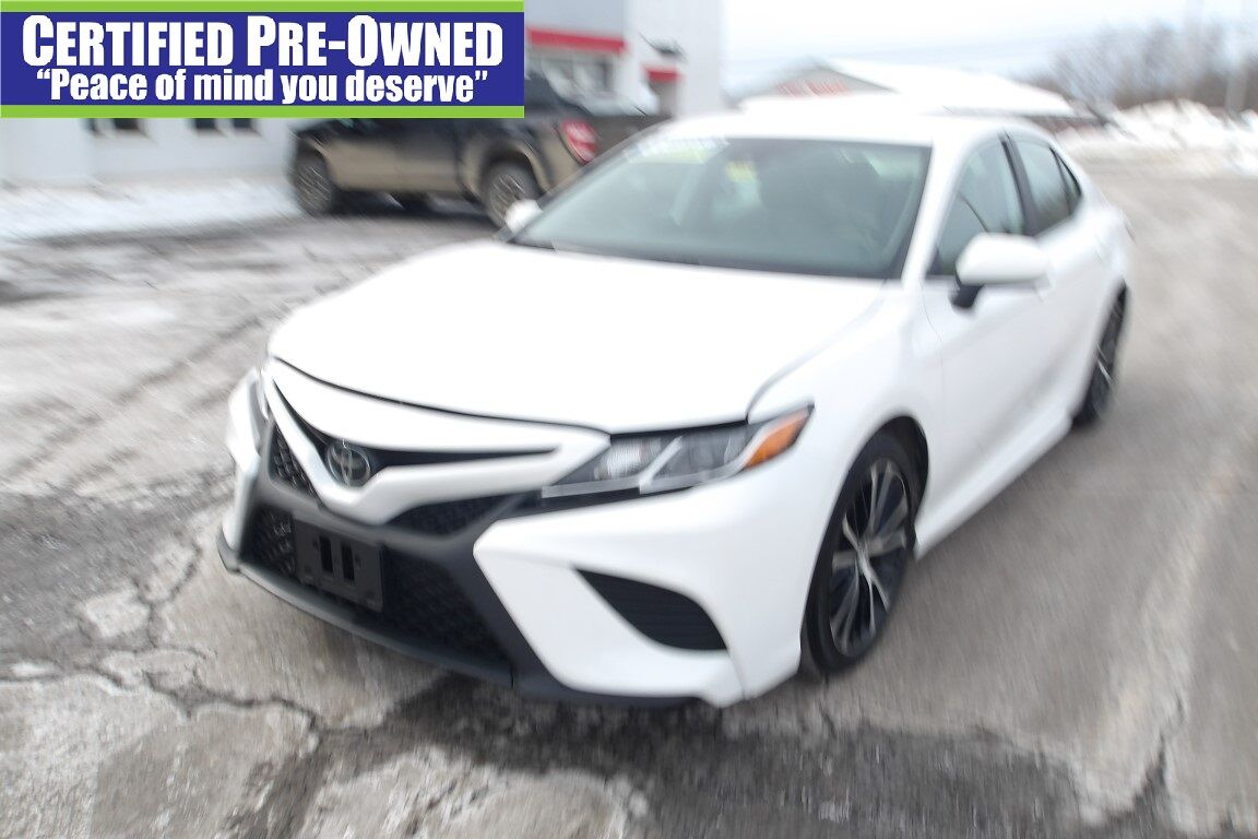2019 Toyota Camry SE Houlton ME