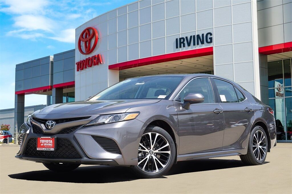 2019 Toyota Camry SE Irving TX