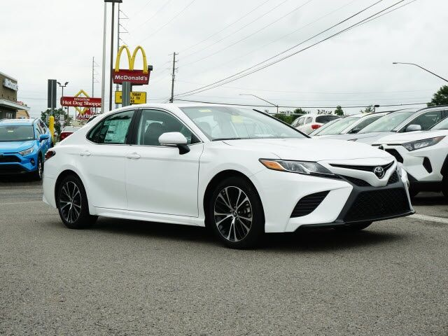 2019 Toyota Camry SE Cranberry Twp PA
