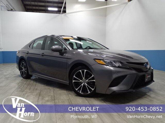 2019 Toyota Camry SE Plymouth WI