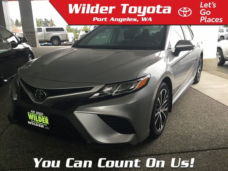 2019 Toyota Camry SE Port Angeles WA