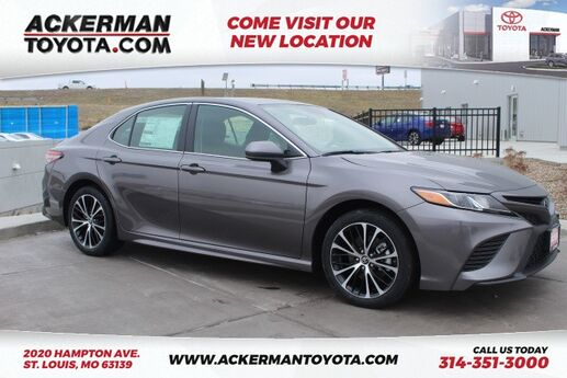 2019 Toyota Camry SE St. Louis MO