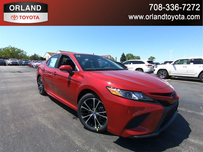 2019 Toyota Camry SE Tinley Park IL