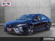 2019_Toyota_Camry_SE_ Torrance CA