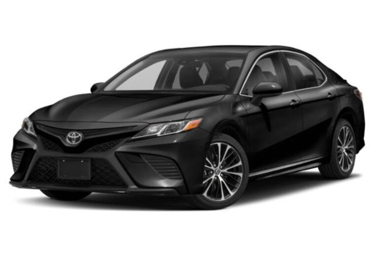 2019 Toyota Camry SE Vacaville CA
