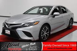 2019_Toyota_Camry_SE_ St. Cloud MN