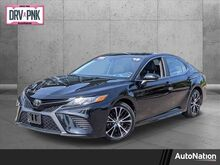 2019_Toyota_Camry_SE_ Wesley Chapel FL