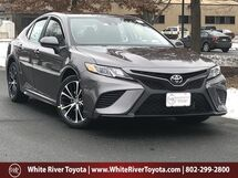 2019 Toyota Camry SE White River Junction VT