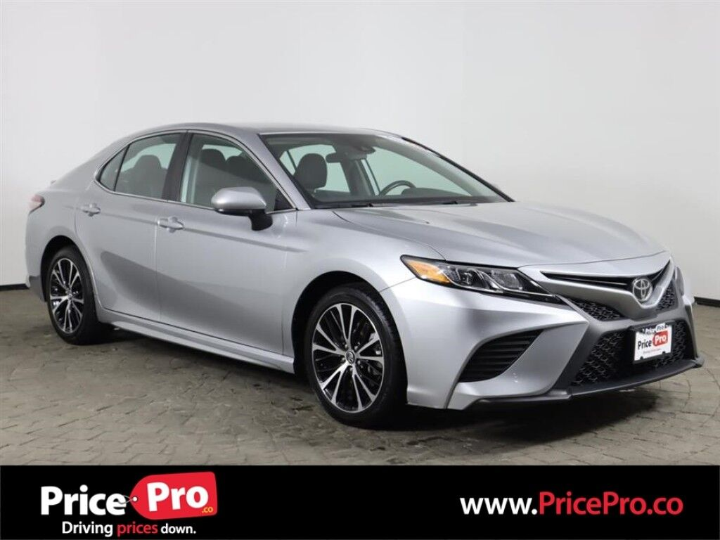 2019 Toyota Camry SE w/Adaptive Cruise Maumee OH