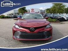 2019_Toyota_Camry_XLE Auto_ Cary NC