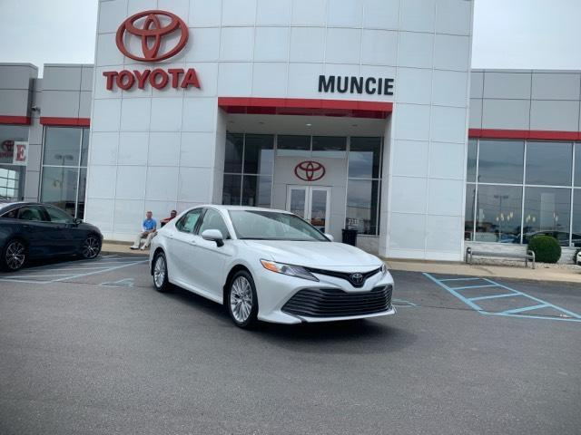 2019 Toyota Camry XLE Auto Muncie IN