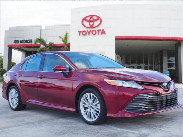 2019 Toyota Camry XLE Delray Beach FL