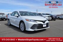 2019 Toyota Camry XLE Grand Junction CO