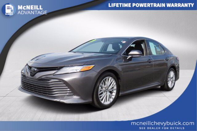 2019 Toyota Camry XLE High Point NC