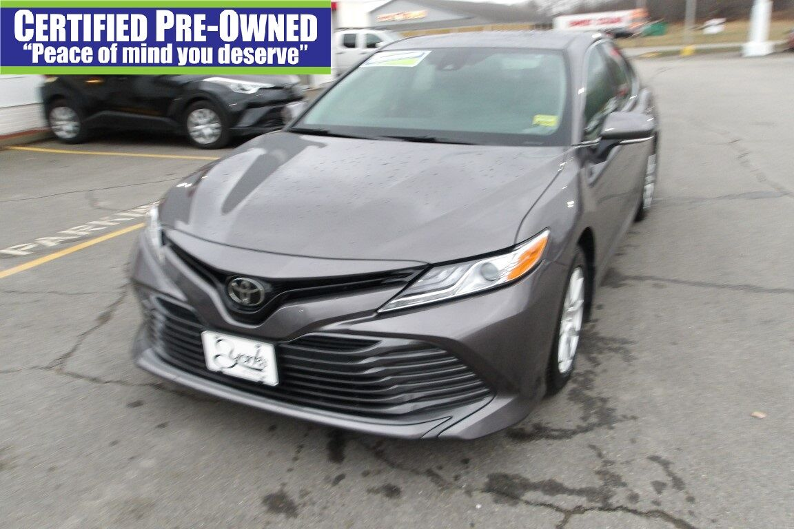 2019 Toyota Camry XLE Houlton ME