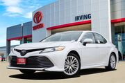 2019 Toyota Camry XLE Video