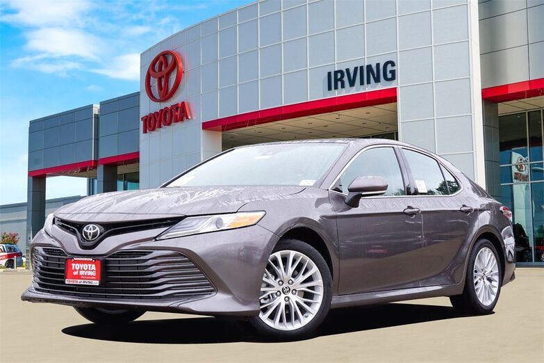 2019 Toyota Camry XLE Irving TX